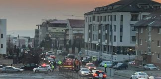 accidente cluj
