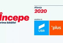 Alianţa 2020 USR PLUS