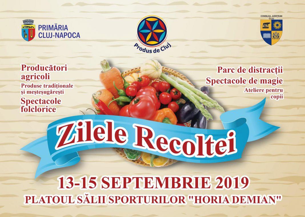 Zilele Recoltei la Cluj-Napoca